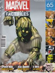 Marvel Fact Files #65 Eaglemoss Publications
